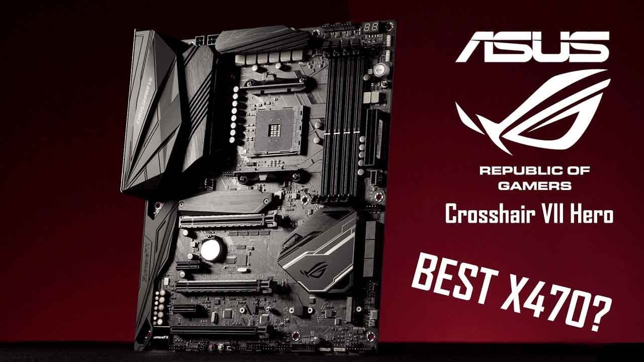 best x470 motherboard for 2700x and ryzen 3000