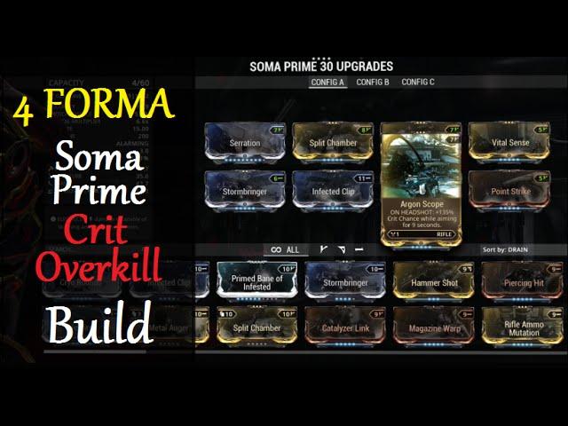 Soma Prime Build