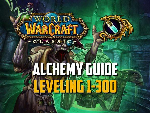 WoW Classic Alchemy