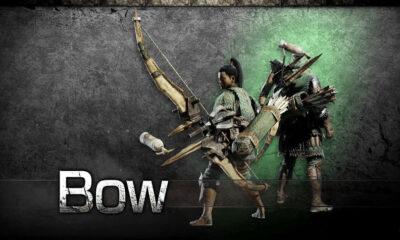 MHW Bow Build