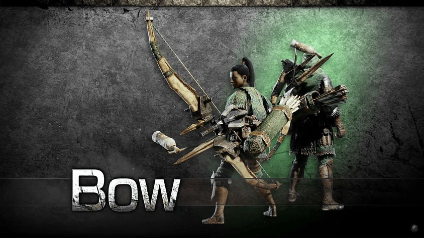 MHW Bow Build