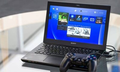 Play PS4 On A Laptop Screen With HDMI