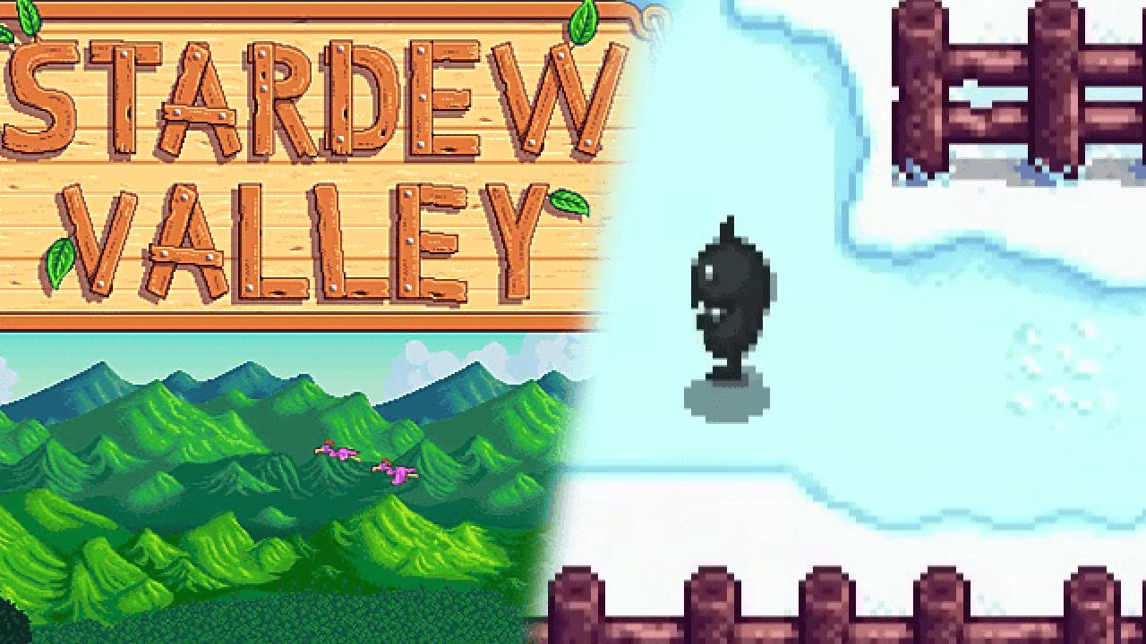 Winter Mystery Stardew Valley