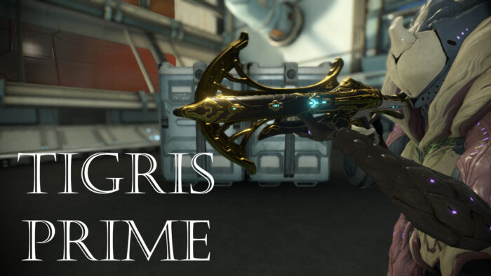 Tigris Prime Build