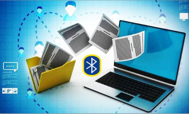 Find Bluetooth Received Files In Windows 10