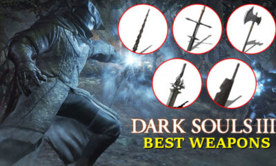 Best Dex Weapons