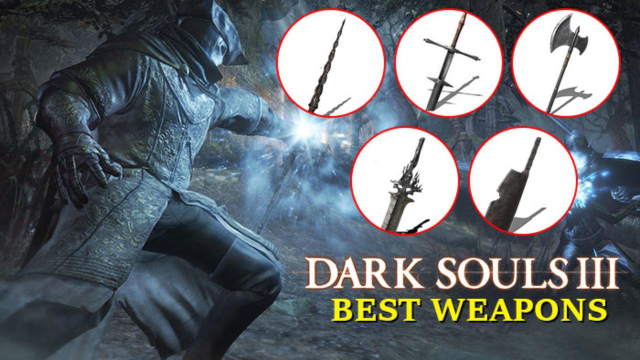 Best Dex Weapons