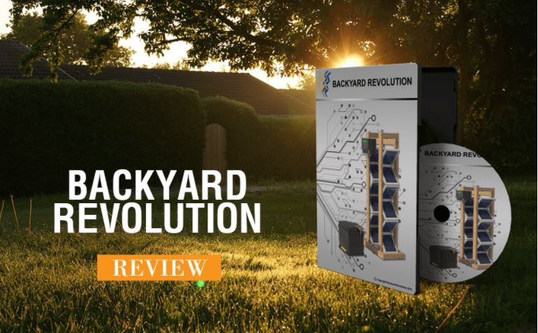Backyard Revolution Solar System