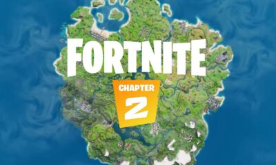 Land in Fortnite Chapter 2