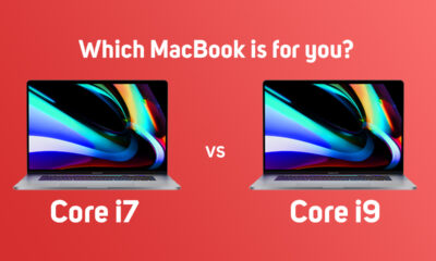 MacBook Pro i7 VS i9