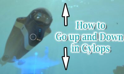Up and Down in the Cyclops