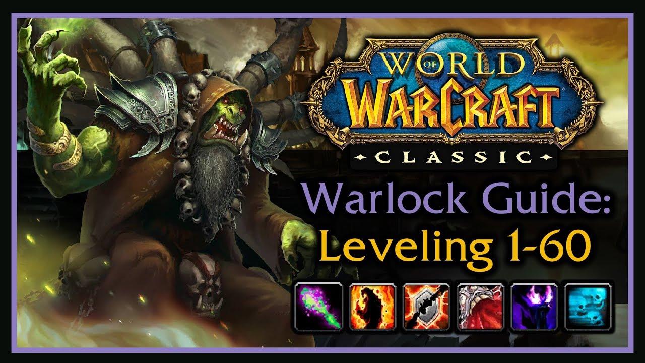WoW Classic Warlock Leveling