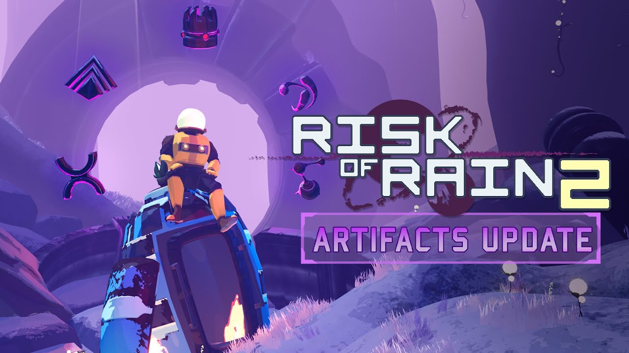 Risk of Rain 2 Artifact