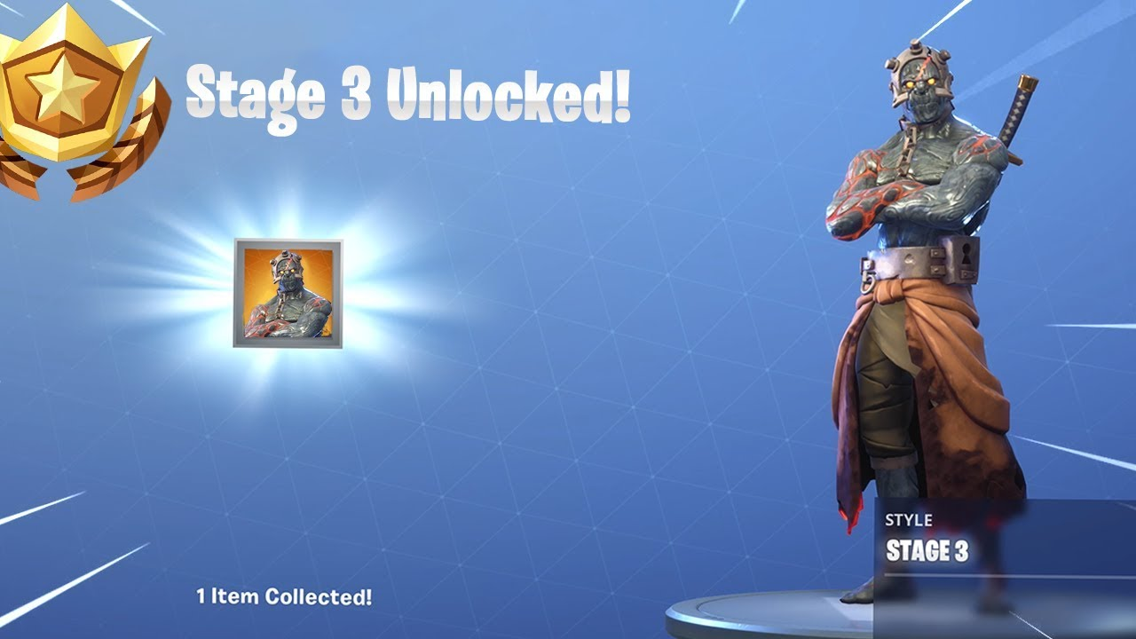 Unlock Prisoner Stage 3 Fortnite