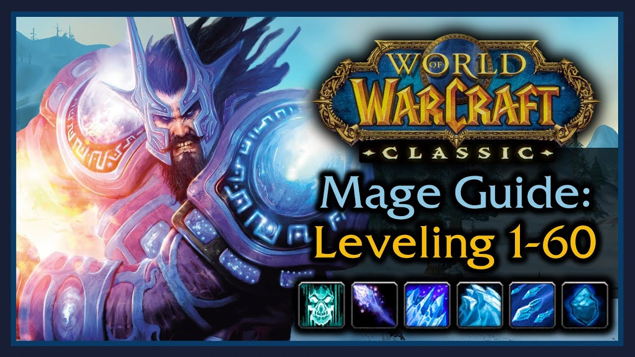 Classic WoW Mage Leveling Guide