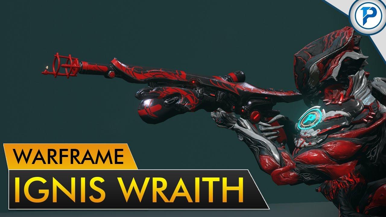 Ignis wraith builds