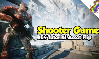 UE4-Shootergame Game