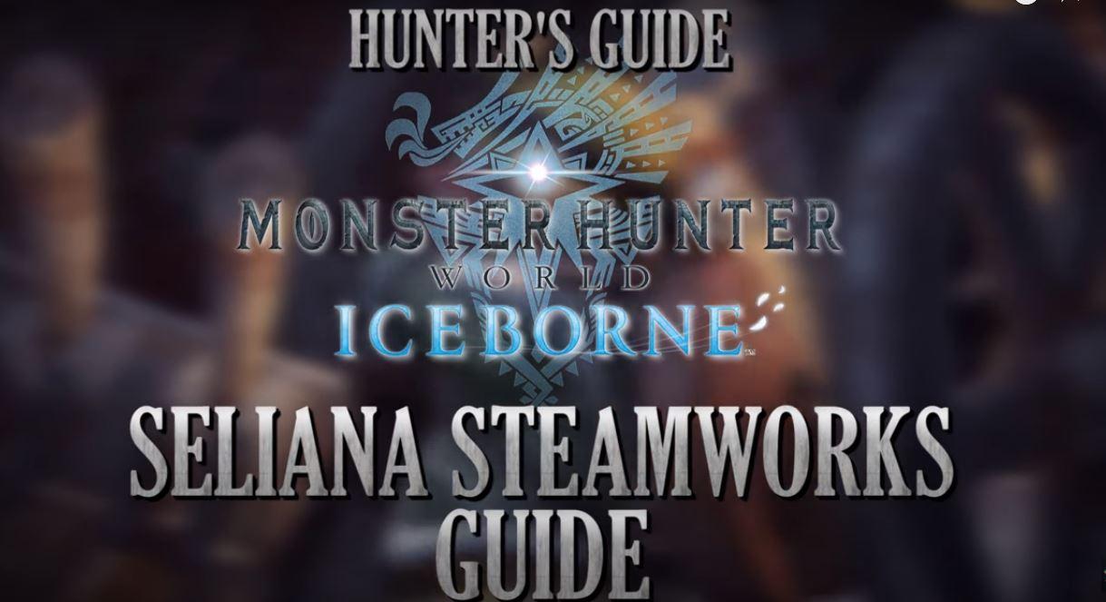 MHW Iceborne Steamworks