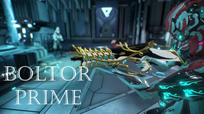 Boltor Prime Build