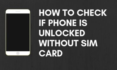 Check if Phone is Unlocked Without Sim