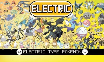 Best Electric Pokemon