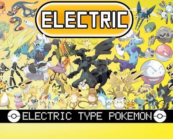 Best Electric Pokemon