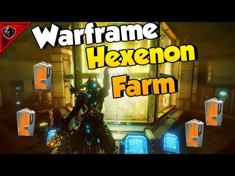 Warframe Hexenon Farm