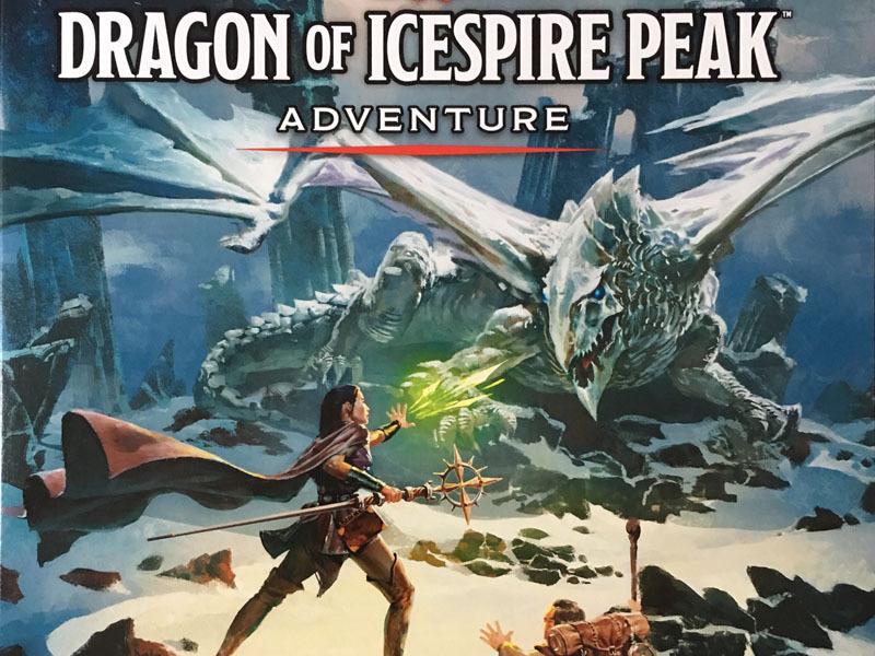 Dragon of Icespire Peak