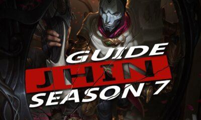 Jhin Guide For Season 7