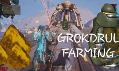 Warframe Grokdrul