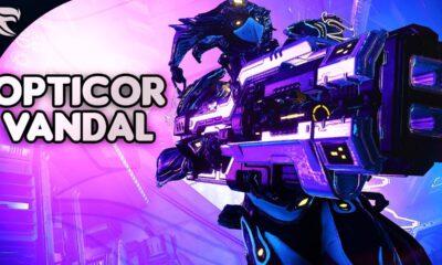 Opticor Vandal Build