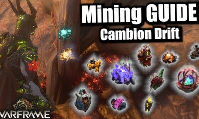 Warframe Mining