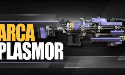 Warframe Arca Plasmor Build
