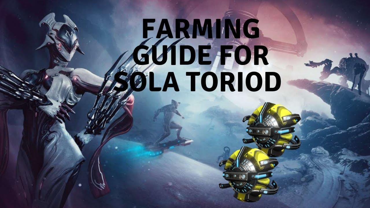 Sola Toroid Farm