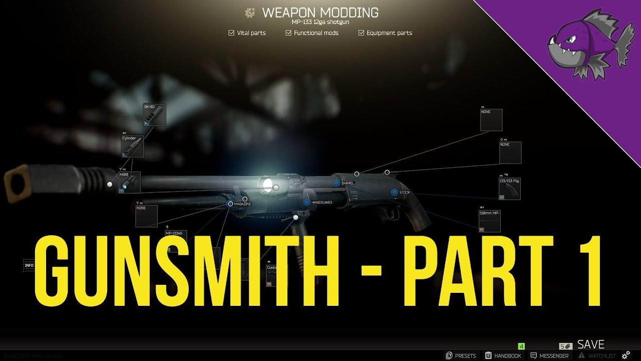 Gunsmith Part 1