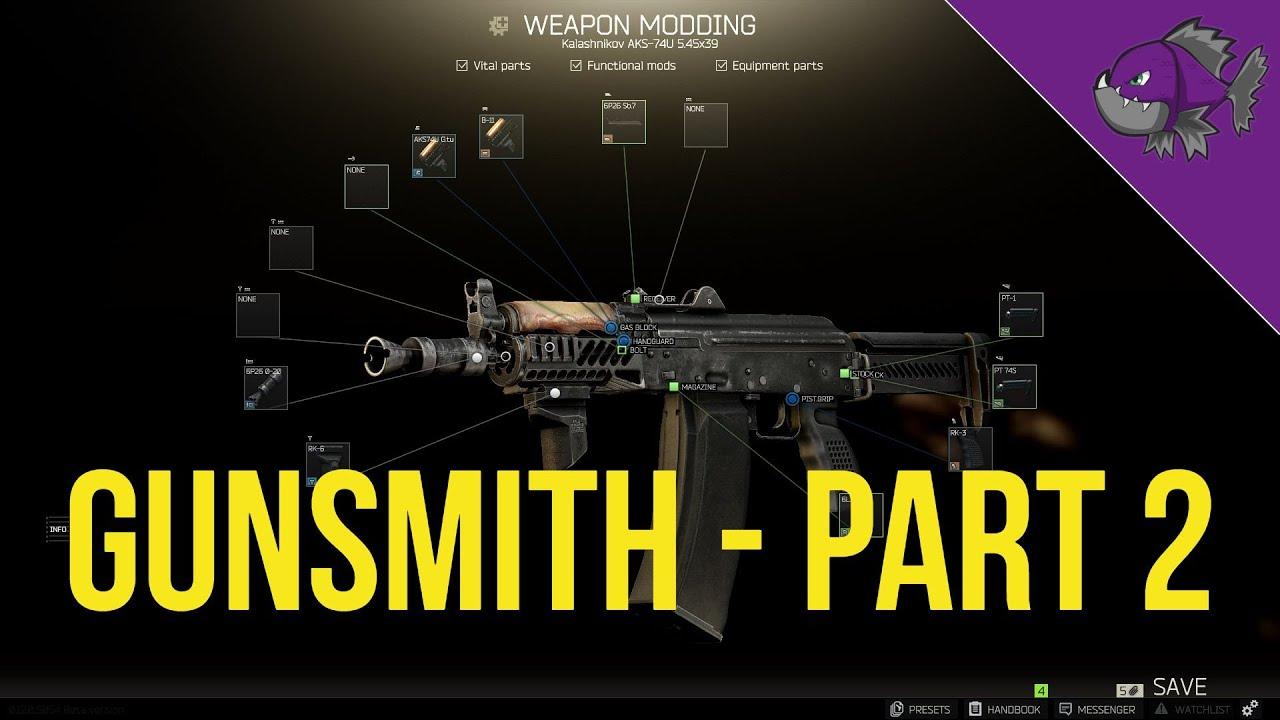 Gunsmith Part 2