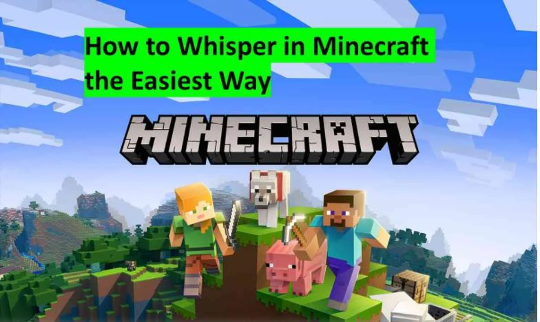 How to Whisper in Minecraft