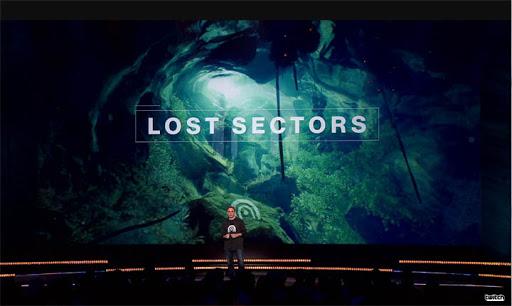 Lost Sectors Destiny 2