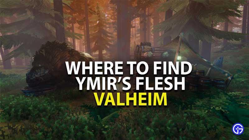 Valheim Ymir Flesh