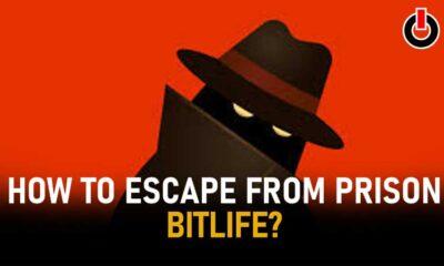 Escape Prison in Bitlife