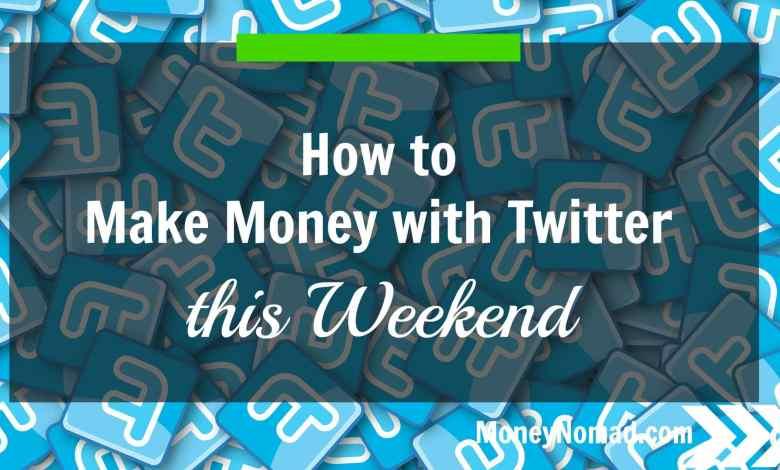 Money on Twitter
