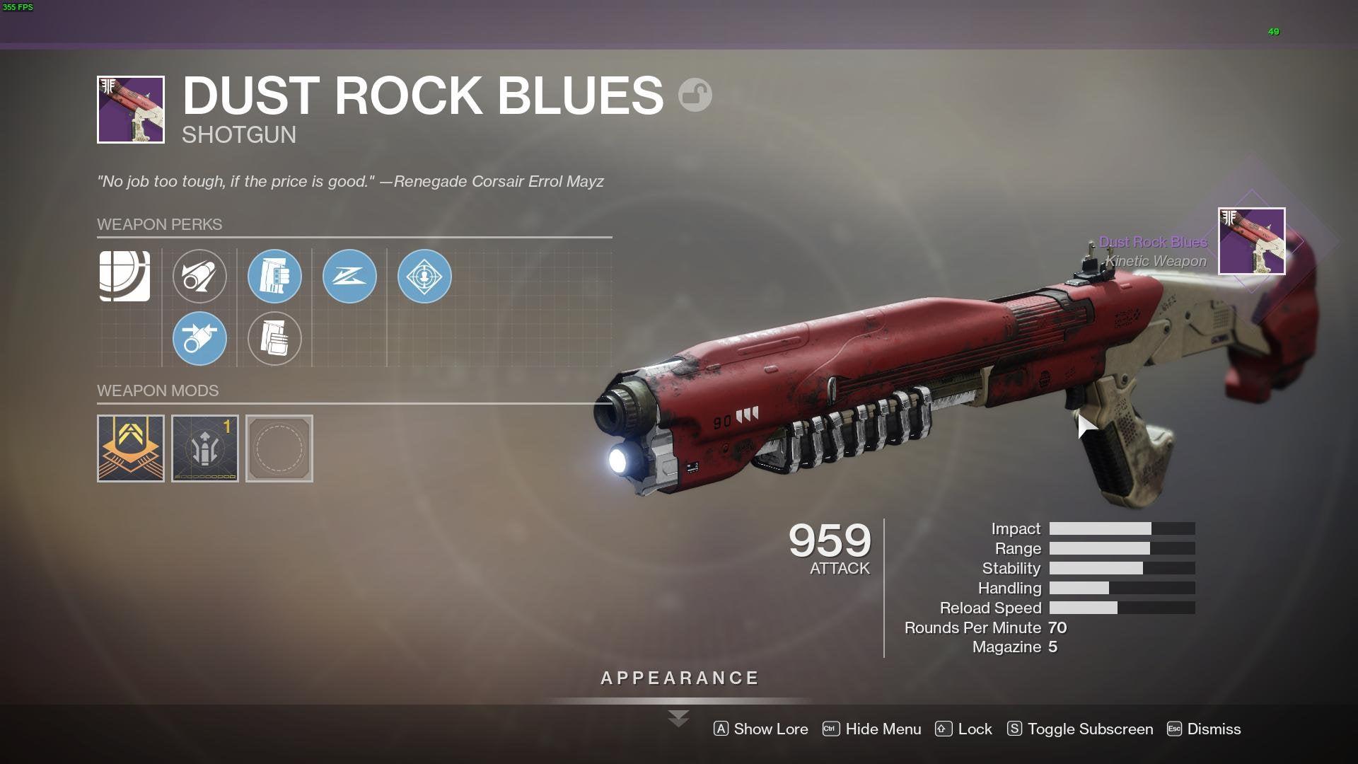 Dust Rock Blues