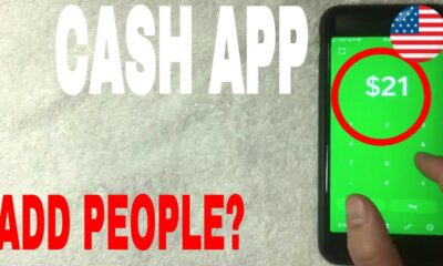 Add People on Cash App