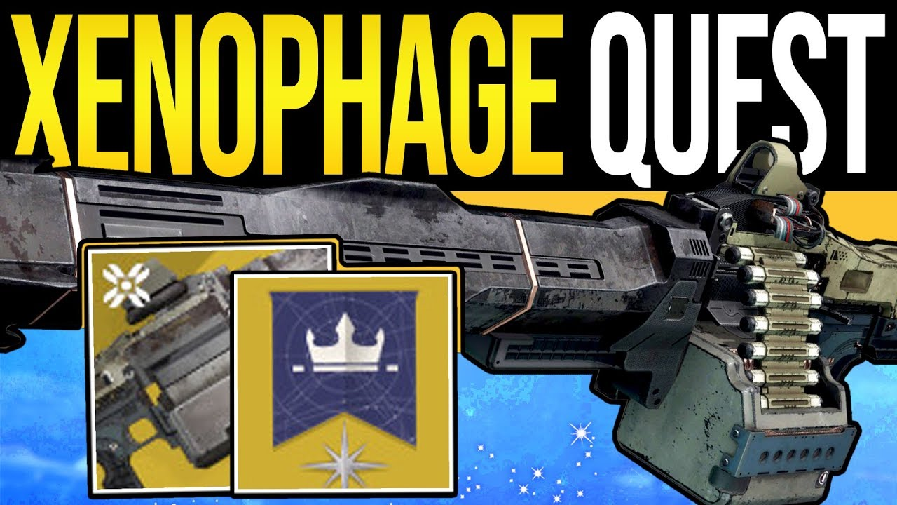 Destiny 2 Xenophage Quest