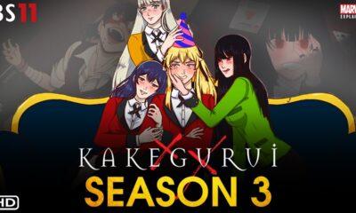Kakegurui Season 3