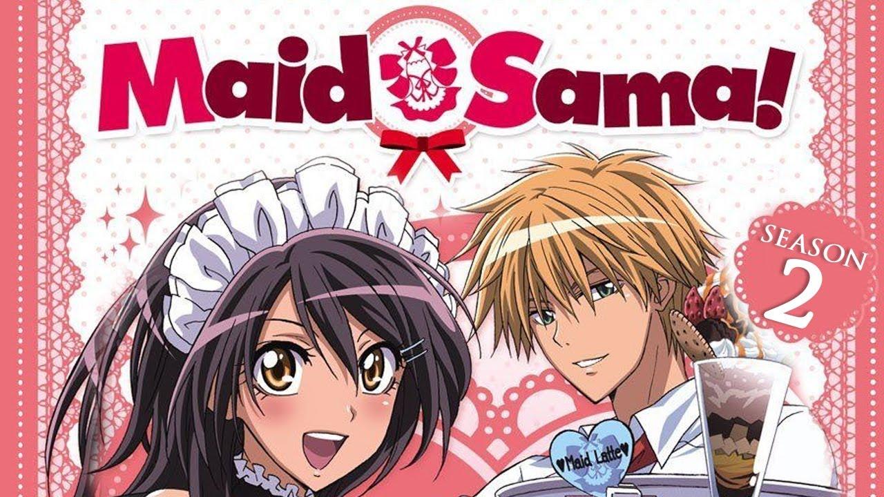 Maid Sama Season 2