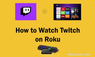 Watch Twitch on Roku