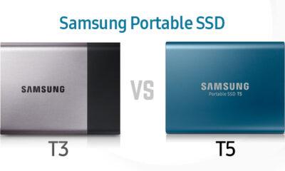 Samsung T5 vs T7