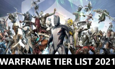 Warframe Tier List