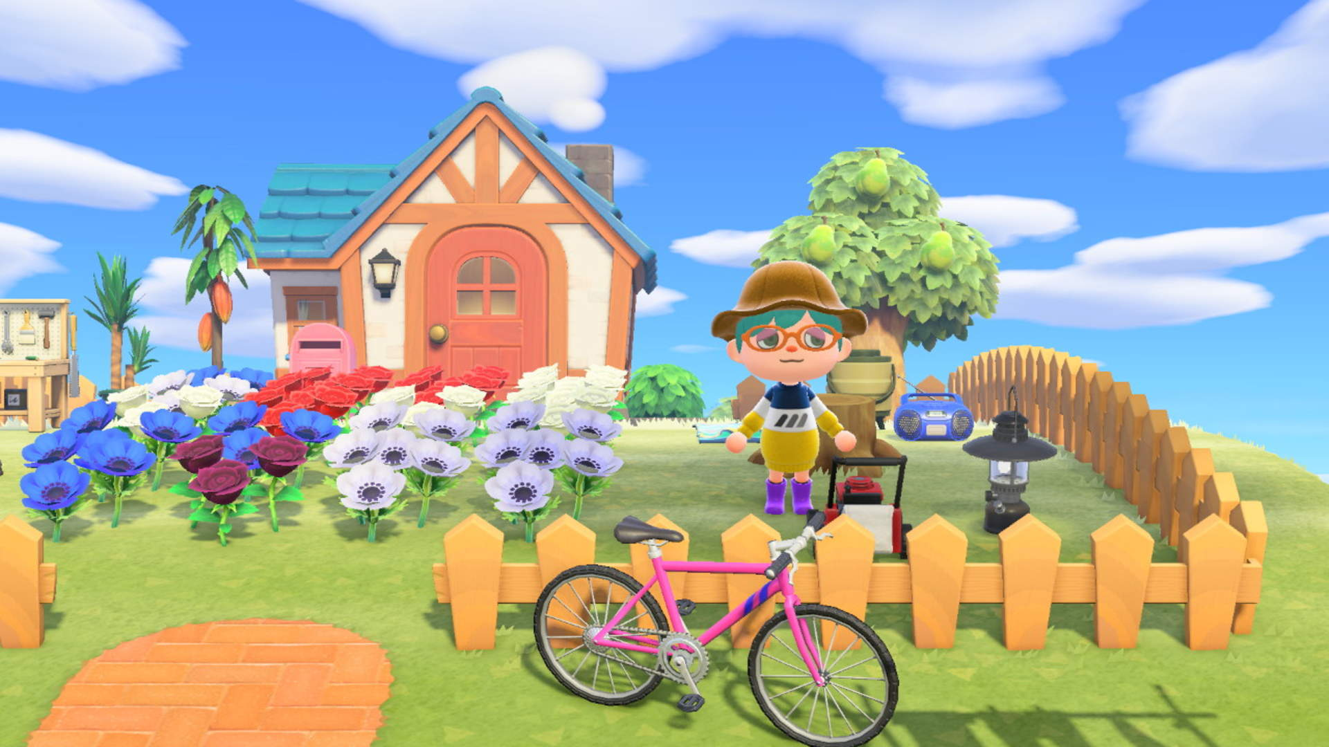 Animal Crossing Roof Colors